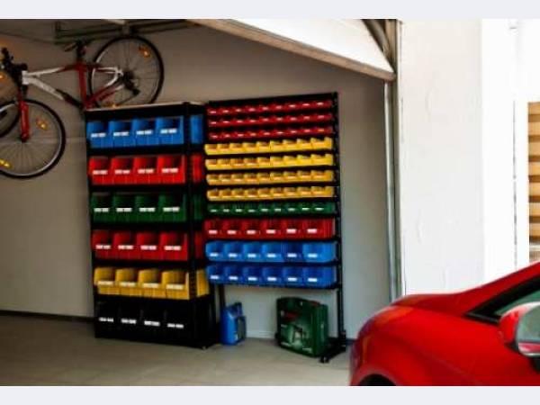 Хранение метизов в гараже