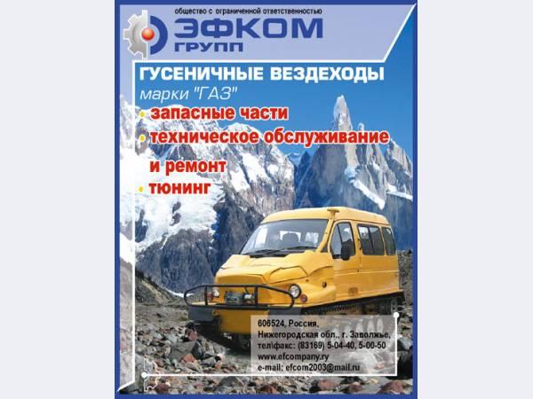 Оригинальные запчасти  ГАЗ-34039, ТТМ-3902, ТТМ-3, BV-206, МТЛБ, ГТТ.