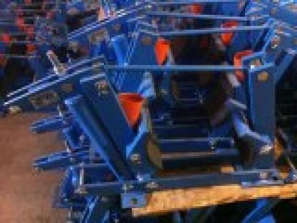 Тормоз колодочный (рамка) ТКГ 160,200,300,400,500 поставим из наличия
