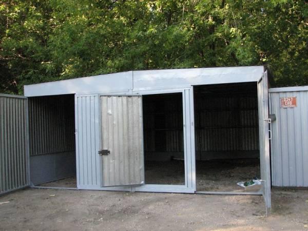 Изготовление гаражей по индивидуальным заказам.