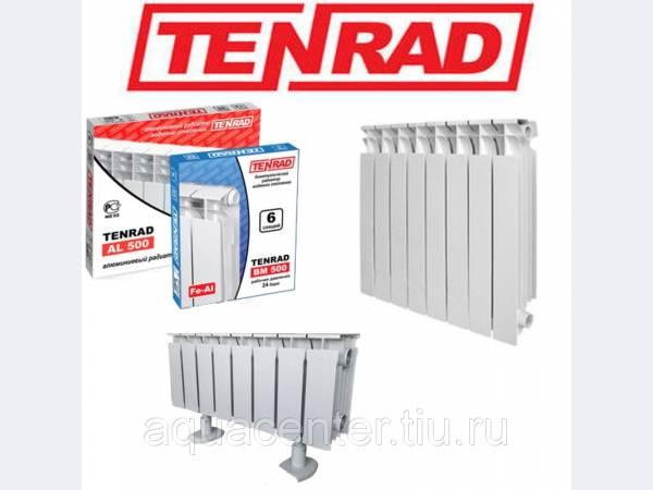 секционных радиаторов
