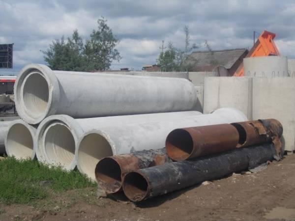 Труба жби в Домодедово Ступино Чехове Кашире