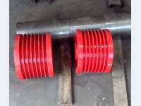 Шкив на электродвигатель для дробилки СМД-109а
