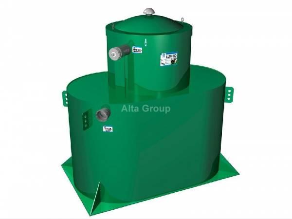 Автономная канализация Alta Bio 5