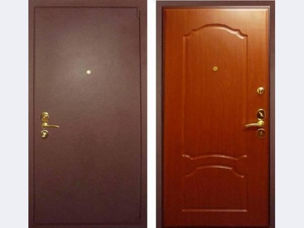 дверь металлическая входная раменское