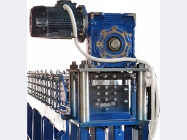 Профилегибочные станки для металлического («евро») штакетника