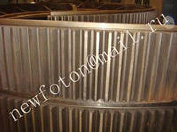 Колесо из брони 110Г13Л, венец зубчатый стальной материал броня 110Г13