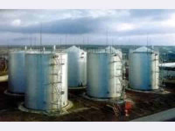РВС-500 — вертикальные стальные резервуары от компании Газовик