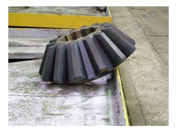 Производство зубчатых колес, шестерен, валов.