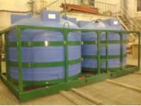 Емкости для КАС, ЖКУ (до 1,4 г/см3), в усиленном каркасе