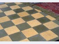 Тротуарная плитка 10х10, 20х20, 30х30, 33х33, 35х35, 40х40, 50х50.