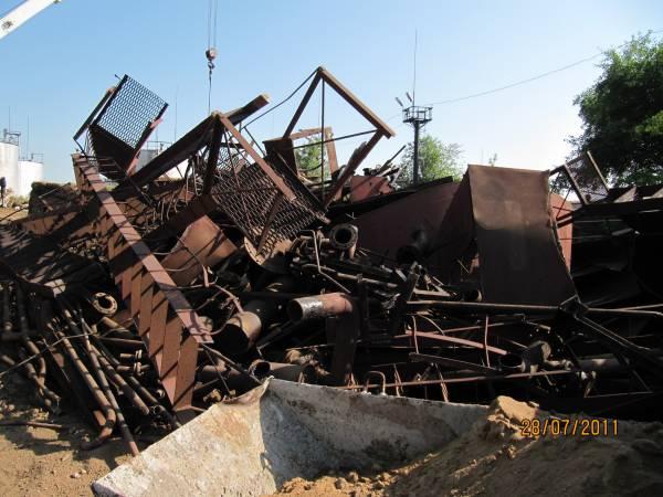 Прием черного металла в Софрино частный вывоз металлолома в Зарайск