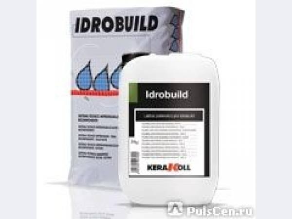 KERAKOLL IDROBUILD (КЕРАКОЛЛ) профессиональная гидроизоляция