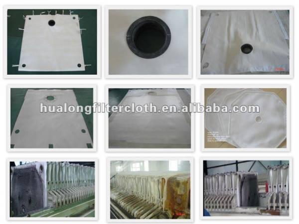 Фильтровальная ткань ( Салфетки) Для любых типов фильтр прессов