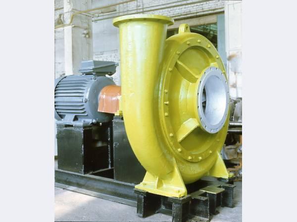Турбокомпрессор воздушный ТВ и газовый ТГ
