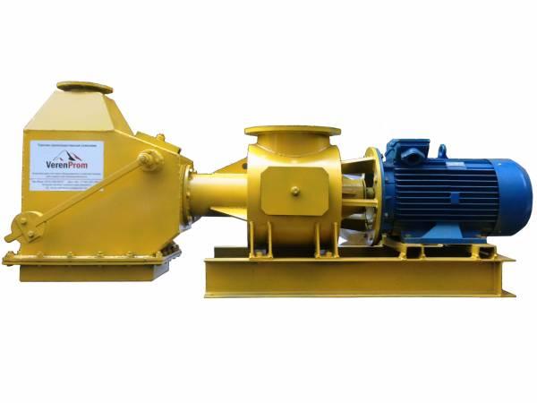 Пневмовинтовой подъемник ТА-53