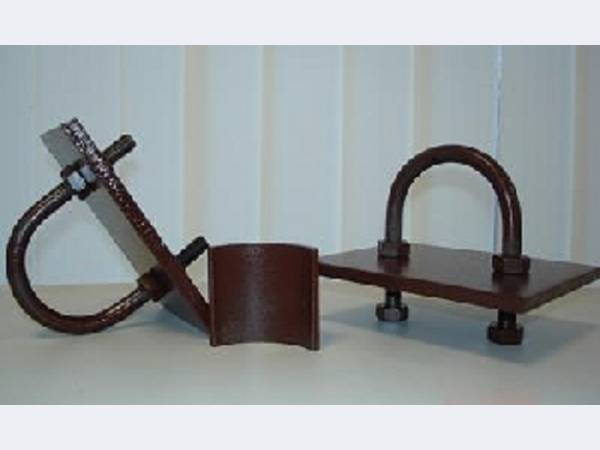 Опоры и подвески для трубопроводов