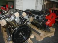 Дизельные двигатели типа Д6, Д12, У1Д6, В2-450.