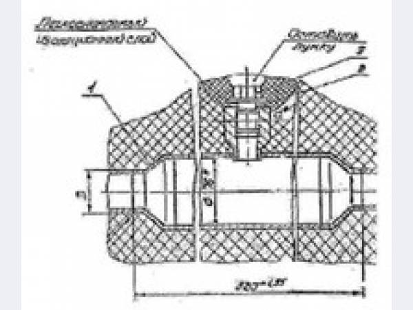 Закладная конструкция по ЗК