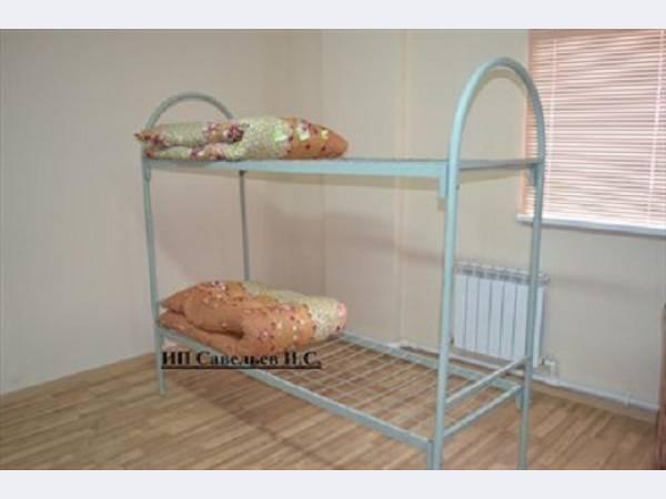 кровати металлические для рабочих,бытовок в Ярославле