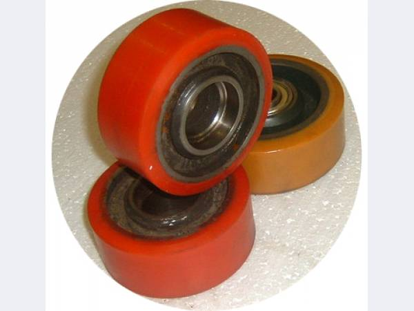 Восстановление колес, валов, роликов полиуретаном