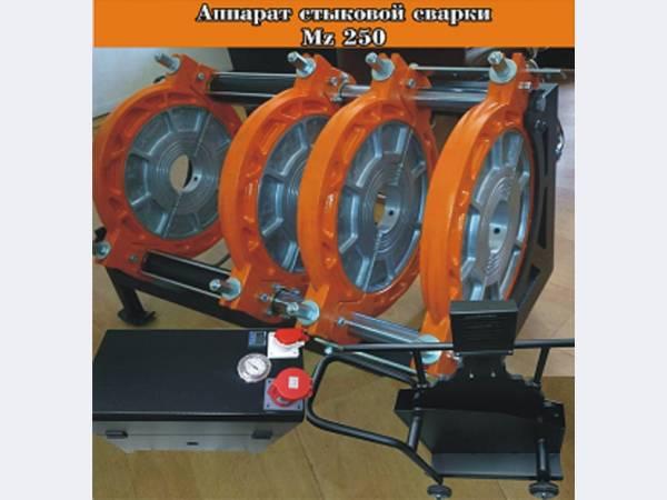 Сварочное оборудование для полиэтиленовых труб