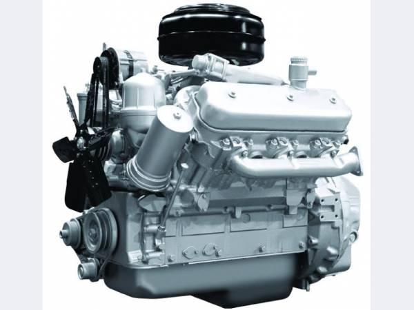 Двигатели ЯМЗ 236  с хранения