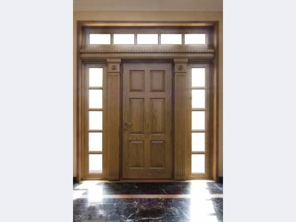 Входные и межкомнатные двери Тула - Элитные двери шпон
