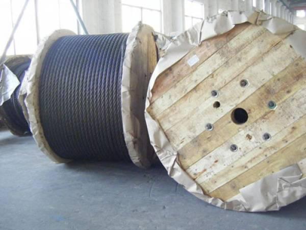 Грозотрос ТК 70 ГОСТ 3063 80 ф 11,0 мм. оцинкованный.