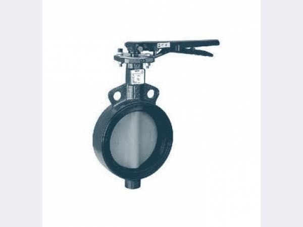 Затвор PALUR-ZD-SM межфланцевый симметричный