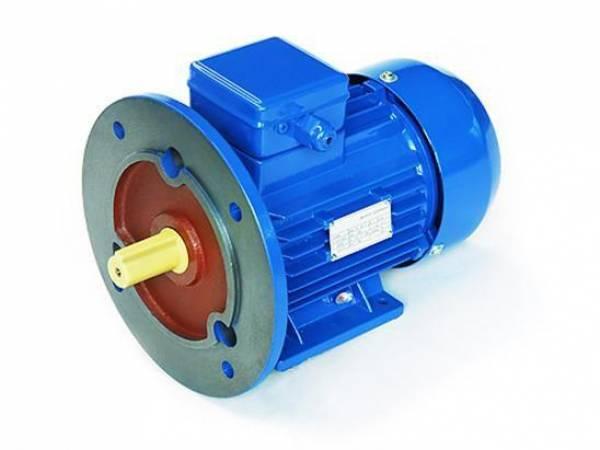 Электродвигатель АИС IM2101 / IM2181 - (лапы/фланец) IM:B34