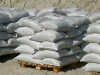 Крупнозернистый песок к. «Оз. Андреевское» в мешках по 30 кг