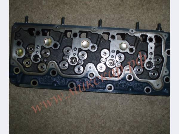 ГБЦ в сборе двигателя Kubota V3600DI