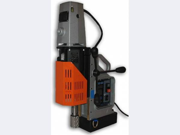 Сверлильная машина на магнитной основе МС-110