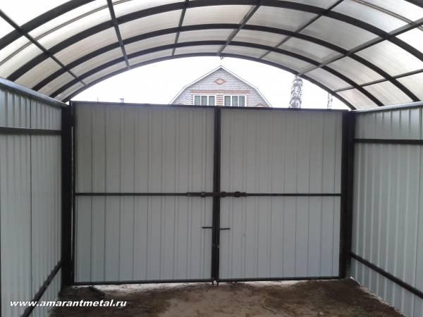 Строительство заборов без электричества,ворота,металлоконструкции