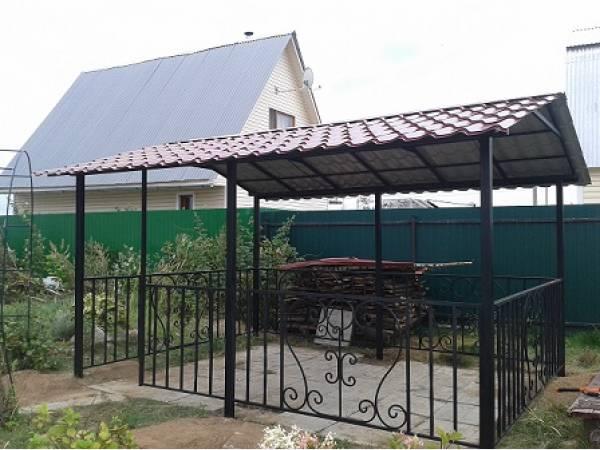 Ворота,заборы,навесы,металлоконструкции,решетки на окна,