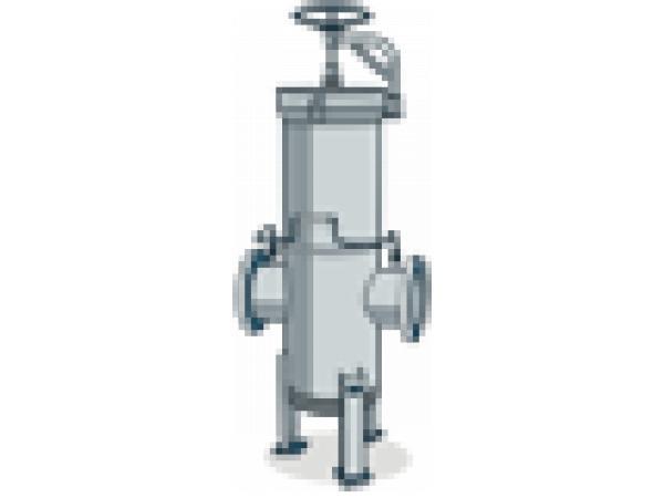 Сепаратор газовый СГ-ПР Ду 32 Ру 16