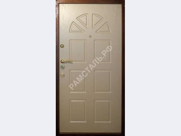 железная дверь эконом класс в раменском и люберцах