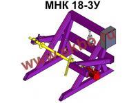 Станок для перемотки кабеля МНК 18-3У