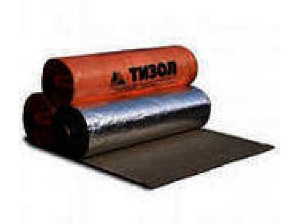 Материал базальтовый огнезащитный рулонный МБОР-5Ф
