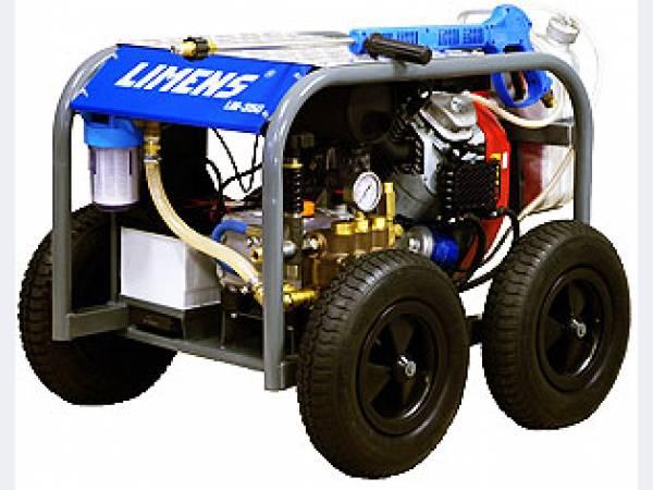 Гидропескоструйные аппараты высокого давления серии LM (LIMENS).