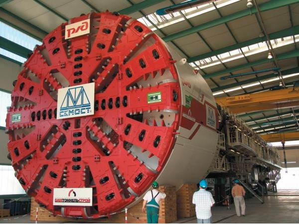 Восемь новых тоннелей метро начнут строить в столице вближайшие месяцы