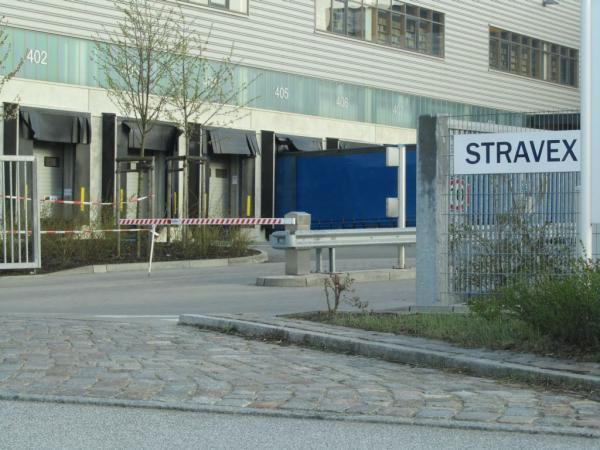 Склад в Германии. Таможенный склад в Гамбурге. СВХ в Гамбурге.