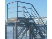 Специализированное производство типовых стальных лестниц