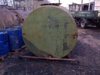 Большие емкости металлические, резервуары б/у РГС 8