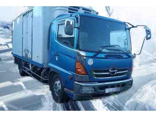 Перевозки по г. Хабаровску и Дв региону от 5 до 7 тонн