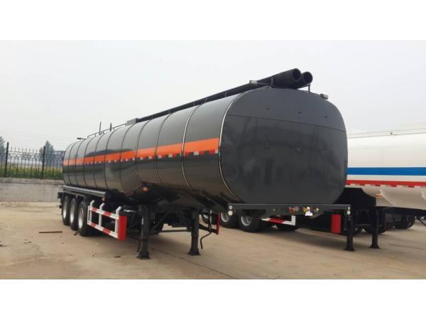 Полуприцеп-цистерна для перевозки битума 40м3, новый 29000$.