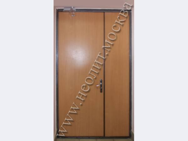 входная дверь металлическая новокосино