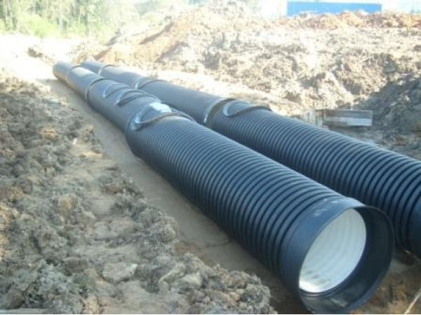 Трубы канализационные КОРСИС