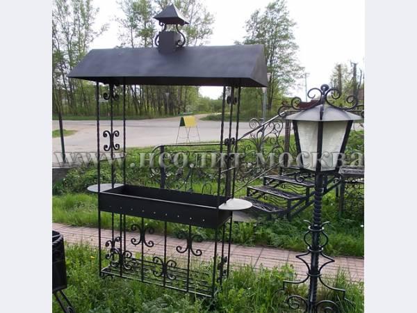 Урны мусорные, садовые и парковые скамейки, мангалы для шашлыка